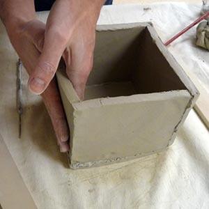 Slab Box 7 Artefakts